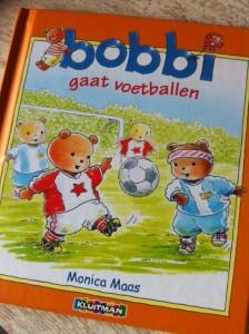 Bobbi helpt Jongste Zoon het WK door.